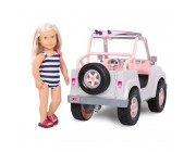 Our Generation 4X4 Off Roader doll Canada [Sale]