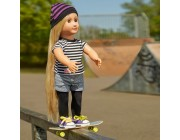 Our Generation That's How I Roll Skater Outfit doll Canada [Sale]