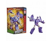 Hasbro Transformers Generations War for Cybertron: Kingdom Voyager WFC-K9 Cyclonus Action Figure Canada [Sale]