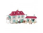 Schleich Horse Club Large Horse Stable with House and Stable Toys Canada 2021 [Sale] [ Black Friday ]