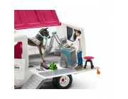 Schleich Mobile Vet Van with Hanoverian Foal Toys Canada 2021 [Sale]