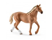 Schleich English Thoroughbred with Blanket Toys Canada 2021 [Sale]