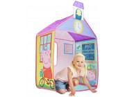 Peppa Pig Pop Up School Playhouse Tent Toys Canada [Sale]