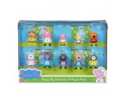 Peppa Pig Dress Up 10 Figure Pack Toys Canada [Sale]