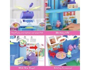 Peppa Pig Shopping Centre Playset Toys Canada [Sale]