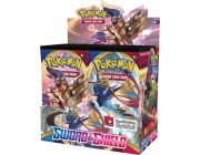 Pokémon Trading Card Game Sword and Shield Booster Canada [Sale]