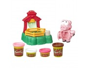 Play-Doh Animal, Pigsley and her Splashin' Pigs Farm Playset Toys Canada [Sale]