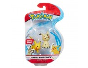 Pokémon Mimikyu & Pikachu Battle Figures Canada [Sale]
