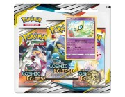 Pokémon Trading Card Game: Sun & Moon 12 Cosmic Eclipse Triple Blister Pack Assortment Canada [Sale]