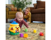Fisher-Price Baby Smartronics Cookie Shape Surprise Activity Toy Canada [Sale]