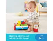 Fisher-Price Pull-Along Activity Blocks Canada [Sale]