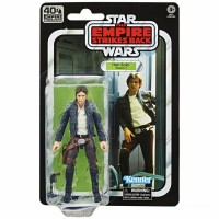 Hasbro Star Wars The Black Series Han Solo Toy Action Figure [ Black Friday ]