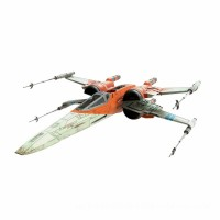 Hasbro Star Wars The Vintage Collection Star Wars: The Rise of Skywalker Poe Dameron's X-Wing Fighter Toy Vehicle Canada [Sale]