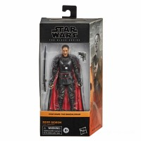 Hasbro Star Wars The Black Series Moff Gideon Action Figure Canada [Sale]