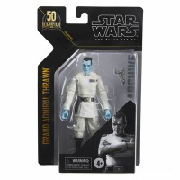 Hasbro Star Wars The Black Series Archive Grand Admiral Thrawn Action Figure [ Black Friday ]