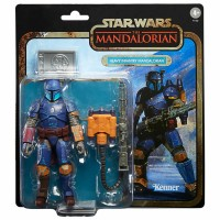 Hasbro Star Wars The Black Series The Mandalorian Heavy Infantry Mandalorian Action Figure Canada [Sale]