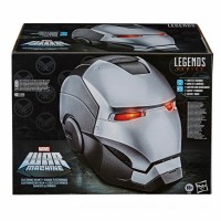 Hasbro Marvel Legends Avengers War Machine Role Play Helmet Canada [Sale]
