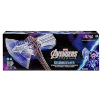 Hasbro Marvel Avengers: Endgame Thor Stormbreaker Electronic Axe Thor Premium Roleplay Canada [Sale]