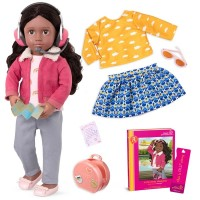 Our Generation Deluxe Doll Arya doll Canada [Sale]