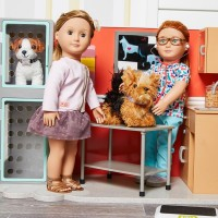 Our Generation Healthy Paws Vet Clinic doll Canada [Sale]