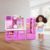 Our Generation Gourmet Kitchen Set doll Canada [Sale]