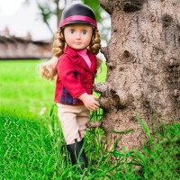 Our Generation Deluxe Doll Lily Anna doll Canada [Sale]
