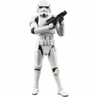 Hasbro Star Wars Black Series The Mandalorian Imperial Stormtrooper 6-Inch Scale Figure Canada [Sale]