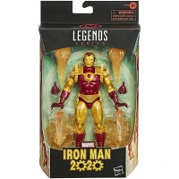 Hasbro Marvel Legends Series 6-inch Collectible Action Figure Iron Man 2020 Canada [Sale]