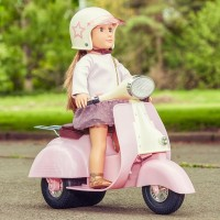 Our Generation Ride in Style Scooter doll Canada [Sale]