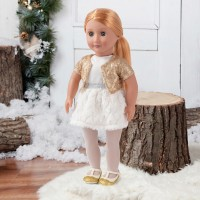 Our Generation Holiday Hope Doll doll [ Black Friday ]