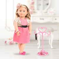 Our Generation Jewellery Doll Audra doll Canada [Sale]