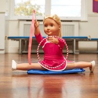 Our Generation Leaps and Bounds Deluxe Gymnast Outfit doll Canada [Sale]