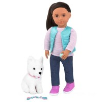 Our Generation Cassie Doll and Pet doll Canada [Sale]