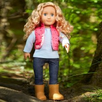 Our Generation Outfit Trekking Star doll Canada [Sale]