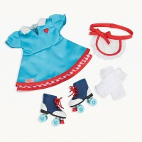 Our Generation Retro Outift Soda Pop Sweetheart Set doll Canada [Sale]