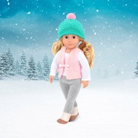 Our Generation Fuzzy Feelings Chilly Day Outfit doll Canada [Sale]