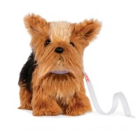 Our Generation Poseable Yorkshire Terrier Pup doll Canada [Sale]