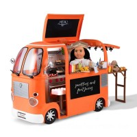 Our Generation Food Truck doll Canada [Sale]