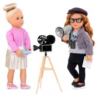 Our Generation Cameras Rolling Accessory Set doll Canada [Sale]