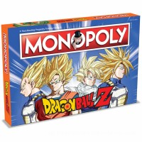 Monopoly Board Game - Dragon Ball Z Edition Canada [Sale]