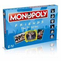 Monopoly Board Game - Friends Edition [ Black Friday ]
