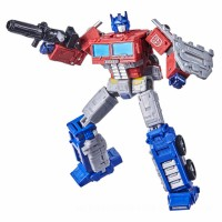 Hasbro Transformers War for Cybertron Leader Optimus Prime Action Figure Canada [Sale]