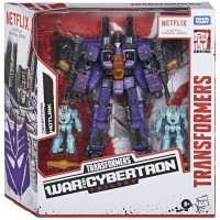 Hasbro Transformers War for Cybertron Series-Inspired Decepticon Hotlink 3-Pack Canada [Sale]