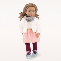 Our Generation Deluxe Doll's Outfit It's Snow Snuggly doll Canada [Sale]