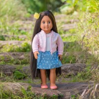 Our Generation Pretty as a Picture Outfit doll Canada [Sale]