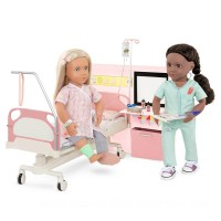 Our Generation Get Well Room doll Canada [Sale]