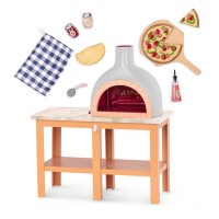 Our Generation Pizza Oven Playset doll Canada [Sale]