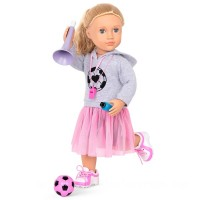 Our Generation Deluxe Soccer Outfit doll Canada [Sale]