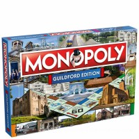 Monopoly Board Game - Guildford Edition Canada [Sale]