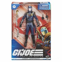 Hasbro G.I. Joe Classified Series Cobra Commander Action Figure Canada [Sale]